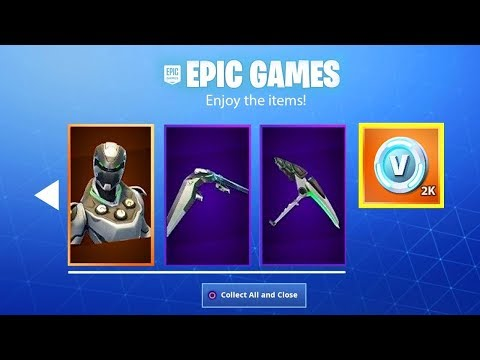 HOW TO GET THE XBOX EON SKIN FOR FREE WITHOUT XBOX ONE IN FORTNITE!