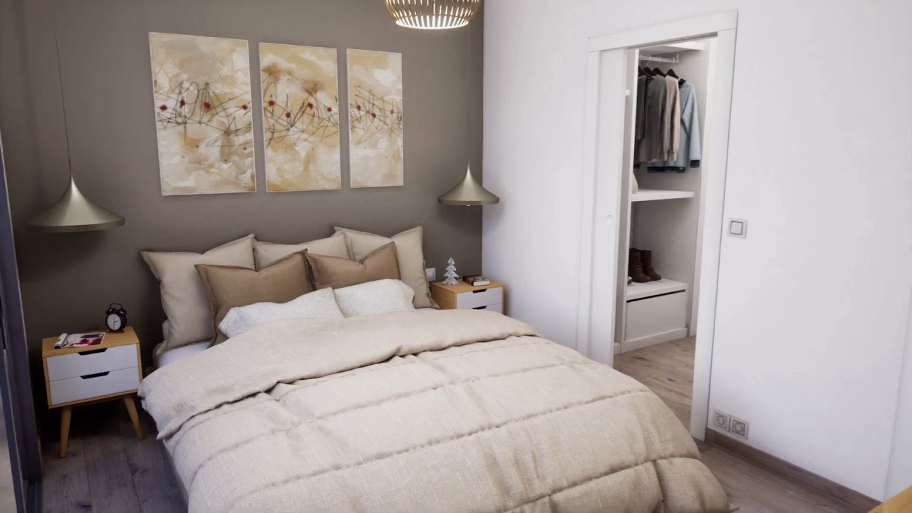 Visite virtuelle • Maison contemporaine « Ambre ...
