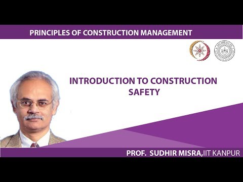 Introduction To Construction Safety