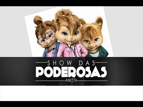 Mc Anitta - Show Das Poderosas (Alvin e as Esquiletes) Travel Video