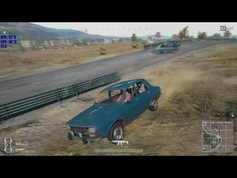Realistic Car Physics In Pubg Pubattlegrounds