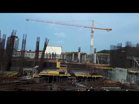 AFI PALACE BRASOV-construtie. 8 Iunie 2018.
