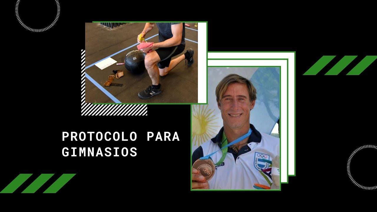 MARIANO REUTEMANN habló sobre la REAPERTURA de los GIMNASIOS | COE Regional 8 | Alta Gracia
