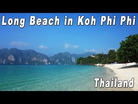 Koh Phi Phi Long Beach, Thailand