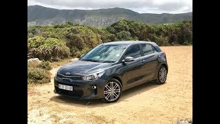 What is covered under Kia Rio used car warranty?