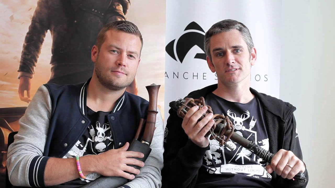 A Quick Mad Max Greeting from Avalanche Studios
