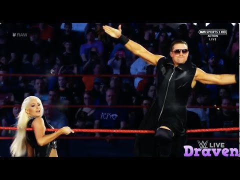 WWE The Miz Custom Titantron - I Came To Play