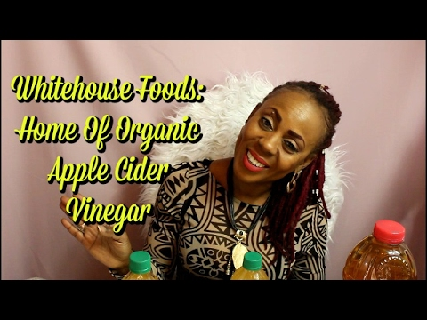 White House Foods: Home Of Organic Apple Cider Vinegar With The Mother