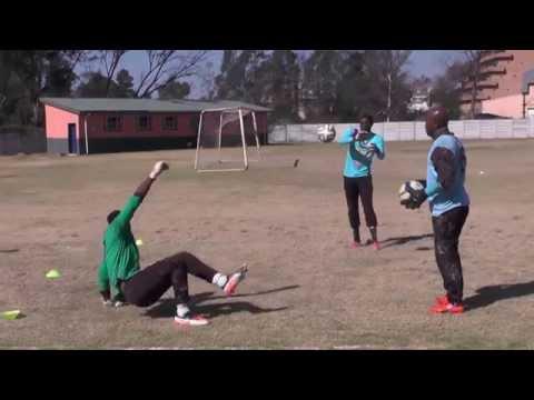 Mbabane Swallows Training
