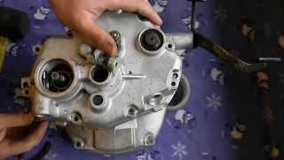 Коробка передач мотоцикла ДНЕПР, сборка ремонт ! КПП ДНЕПР МТ !(, 2014-11-20T13:24:51.000Z)