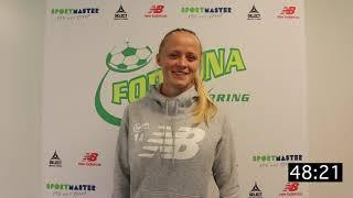 FREDSGA-FACTS med Karoline Smidt