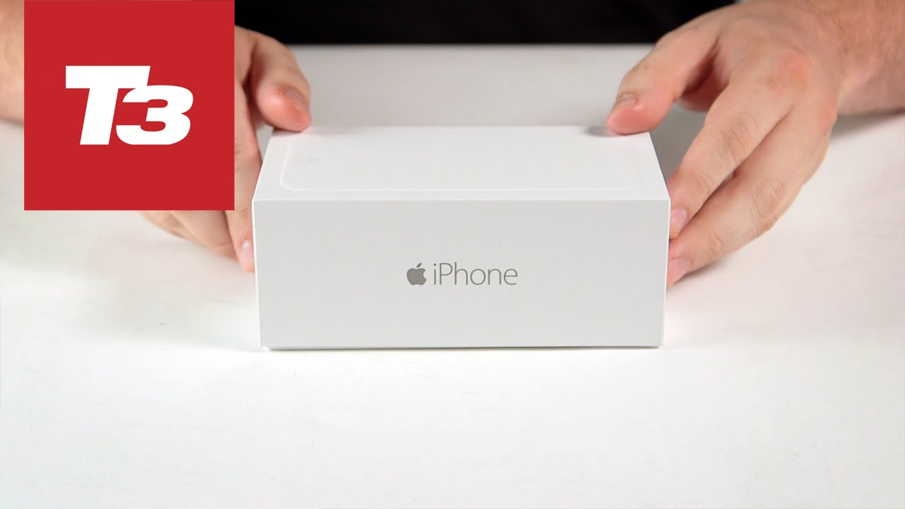 Youtube Apple Iphone First Unboxing - 6 On Youtube