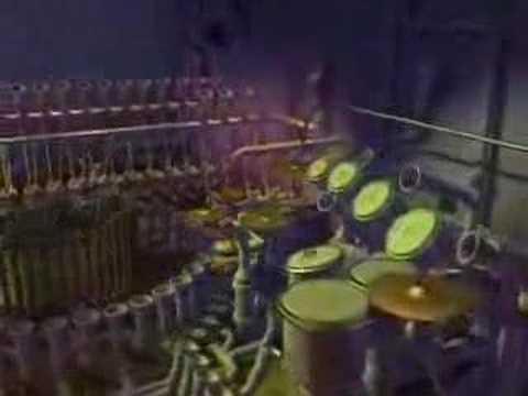 University of Iowa Music Engineering display