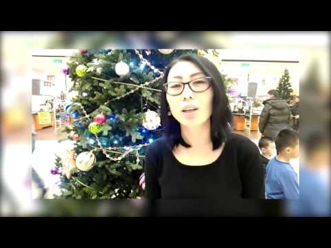 Новогоднее настроение акционерного общества КТЖ-Грузовые перевозки - 2017