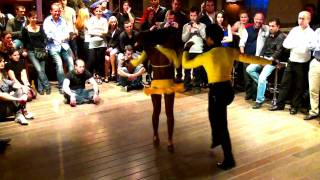 World Salsa Champions John Vazquez and Judy Aguilar | SHOW DANCE II