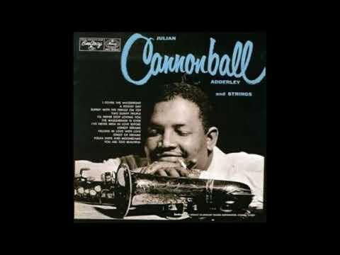 Julian Cannonball Adderley & Strings ( Full Album )