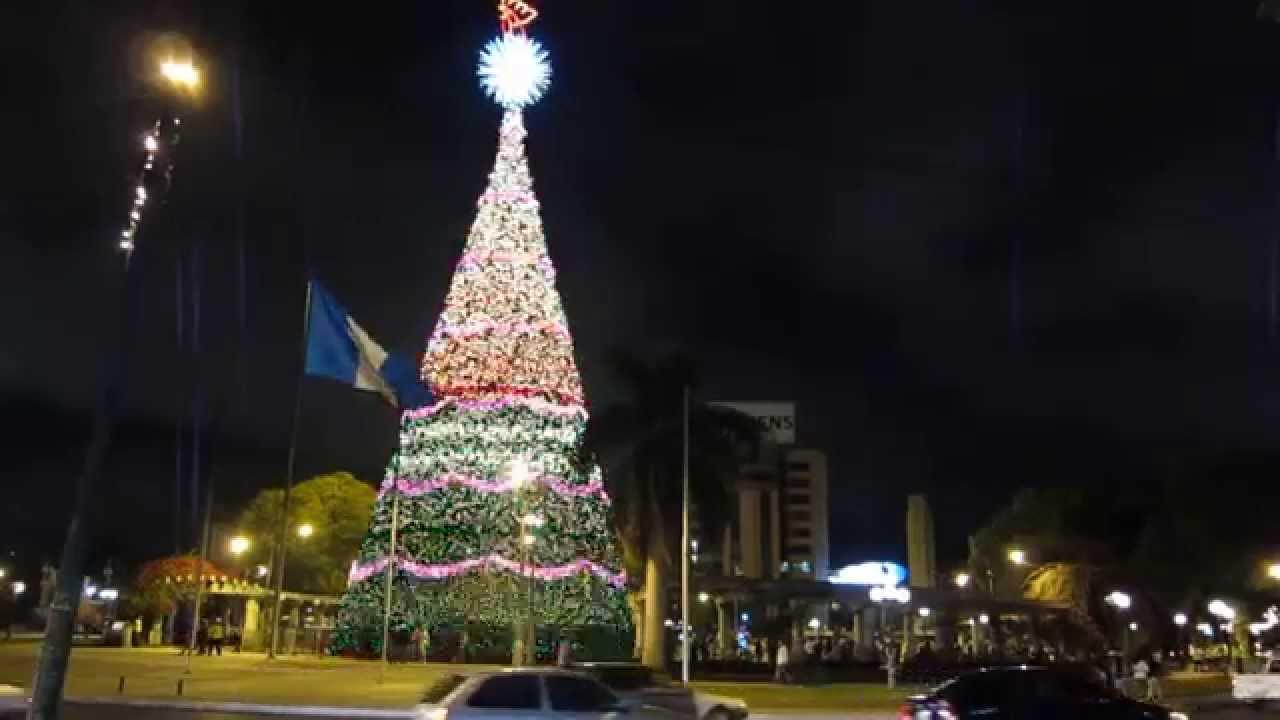 Brazilian christmas celebrations in guatemala