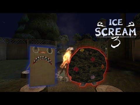 УБЕДИЛ ЛИС И ЧАРЛИ✔| ICE SCREAM 3 ПРОХОЖДЕНИЕ - ЧАCТЬ 1