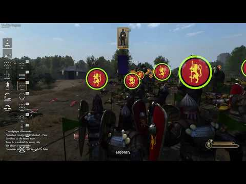 Mount & Blade II: Bannerlord - Battle Of The Nations - Legion Spears Wall Vs  Cavalry | 200vs200