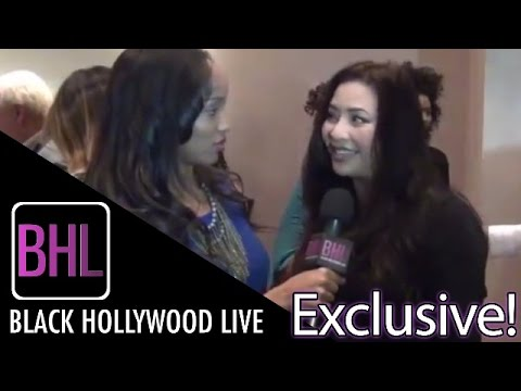 Nina Yang Bongiovi @ NAACP Image Awards Nominees Luncheon | Black Hollywood Live Interview