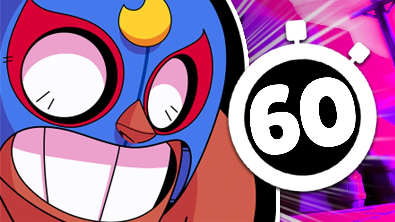 How To Play El Primo In 60 Seconds! - Brawl Stars Brawler Guide