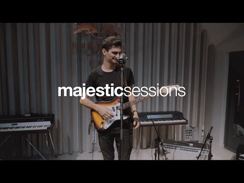 James Hersey - Coming Over | Majestic Sessions @ Red Bull Studios Berlin