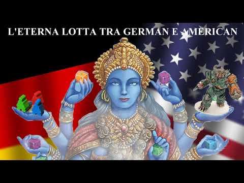 MusicaLudica - L'Eterna Lotta tra German e American