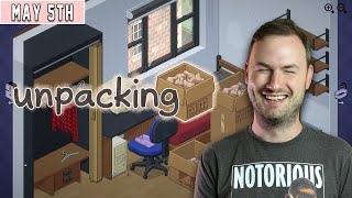 Sips Plays Unpacking! - (5/5/21)