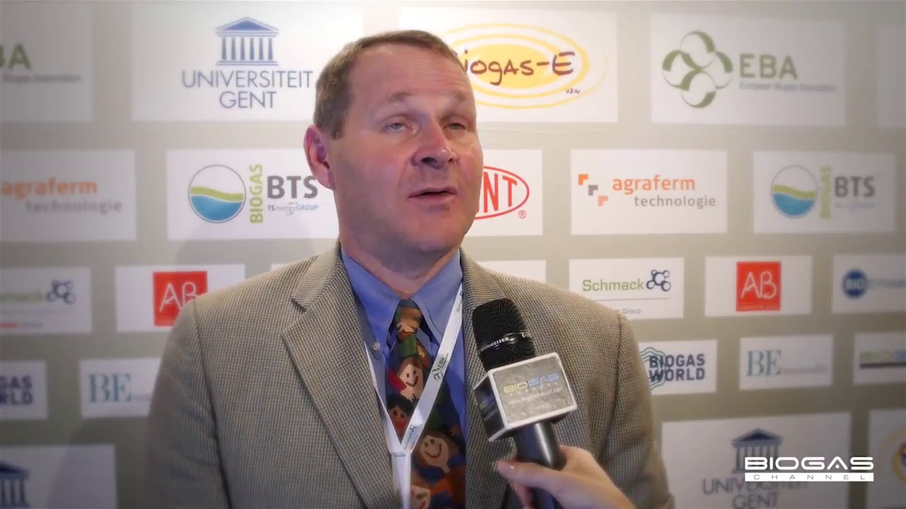 USA: biogas from the 60 million tonnes of food waste - English Subtitles