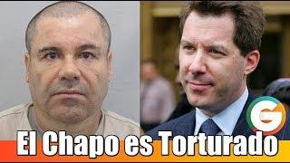 El Chapo vive en condiciones de tortura : Abogado