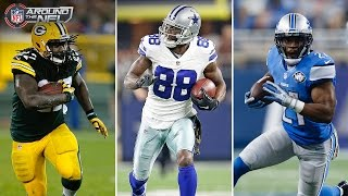 Which Players Will Step Up Big on Thanksgiving Day? | Around the NFL