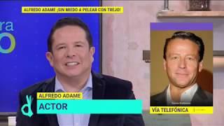 Alfredo Adame no se raja al enfrentamiento con Carlos Trejo | De Primera Mano thumbnail
