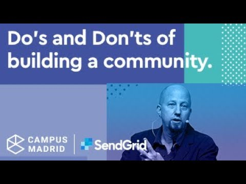 Campus Experts Summit: Do's and Dont's of Building a Community