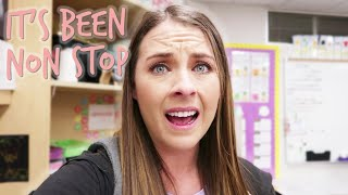 GETTING BACK TO ROUTINE... AND A GIVEAWAY! | Day in the Life of a Teacher Ep. 42