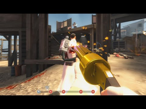 Team Fortress 2 Scout Gameplay - TF2