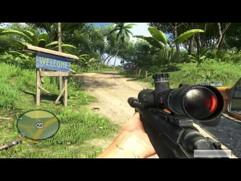 Far Cry 3 - Let´s Play - PC - Pink Handcuffs - Part 2