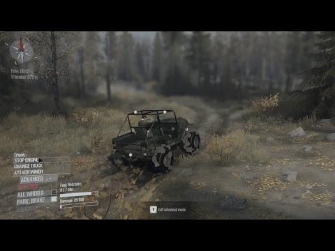mud runner live stream