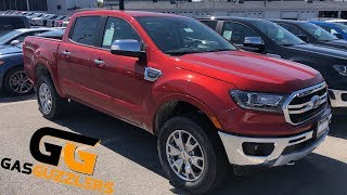 2019 Ford Ranger Review | An [Almost] perfect pickup