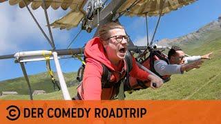 Der Comedy Roadtrip – Extrem-Sport und Käse