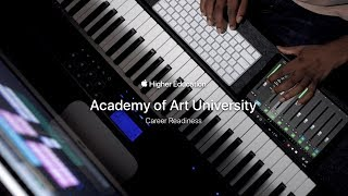 Academy of Art University Higher Education Story — Apple