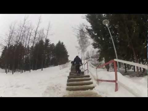 Dolný Kubín-Brezovec (Mini Go Pro edit )