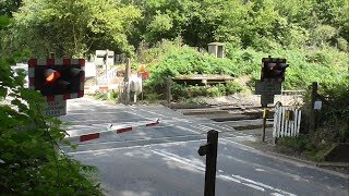 Mountfield Level Crossing