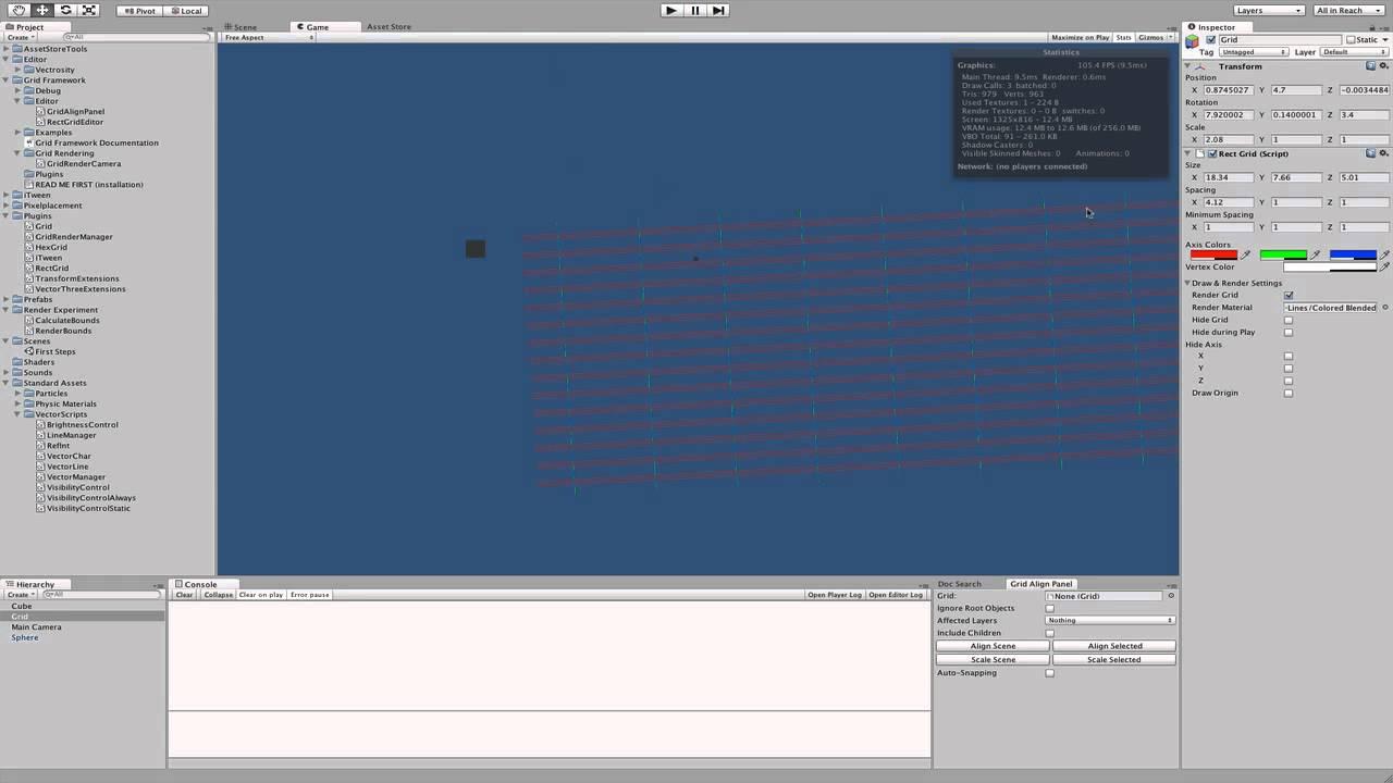 Grid Framework [scripting and editor plugins] - Unity Forum