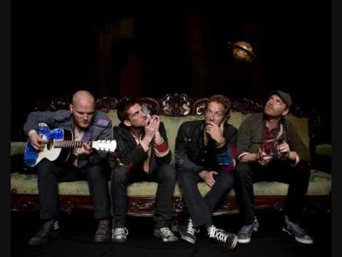 Politik - Coldplay [Lyrics On Screen]