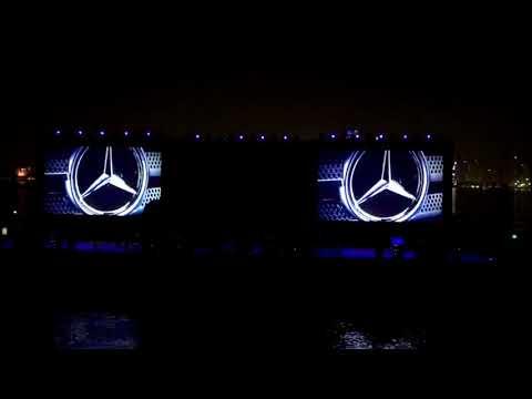 Lancement du Nouvel ACTROS / AROCS par Mercedes-Benz - Dubaï,  Mars 2018