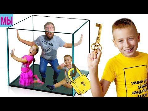 видео: Побег из Комнаты в Игре escape room alpha roblox