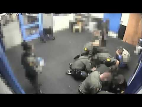 Washoe County Sheriff's Deputies Taunt and Beat Inmate to Death at Reno NV Jail