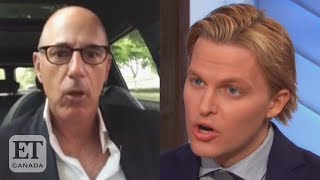 Ronan Farrow Suggests Matt Lauer Coverup