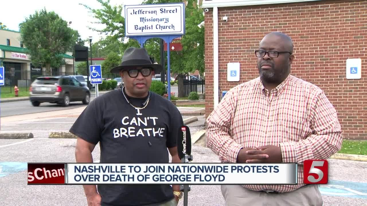 28 people arrested in Nashville during Saturday protests against ...