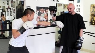 Southpaw Boxing Counter-Punching Tips